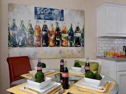 kitchen wall decorating ideas photos kitchen table design u0026 decorating ideas hgtv pictures hgtv