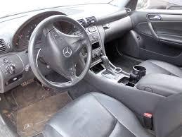 2004 mercedes c230 coupe 2004 mercedes c230 kompressor w203 parts car stock 005468