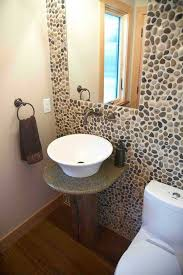 river rock bathroom ideas 35 amazing ideas adding river rocks to your home design
