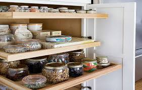 Roll Out Pantry Shelves by Kitchen Pull Out Shelves In Pantry Pantry Shelving Systems Slide