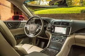 lincoln 2017 inside form function the new 2017 lincoln continental and frank lloyd