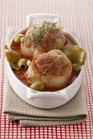 cuisiner les paupiettes de veau recette paupiettes de veau aux olives
