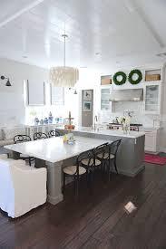home interior kitchen kitchen island with table built in erikaemeren