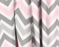 Pink Chevron Curtains Summer Sale 20 Curtains Gray And Pink Zigzag Curtians