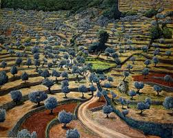 Pictures Of Landscapes by Landscape Paintings Surreal U0026 Fantasy Landscapes By Mati Klarwein