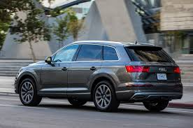 audi jeep 2016 2017 audi q7 review