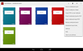 lecturenotes android apps on google play