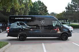 luxury mercedes sprinter mercedes benz of plano full sprinter wrap car wrap city