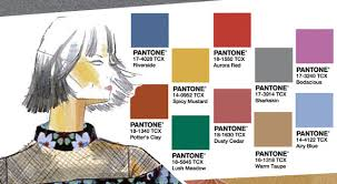 week 1 impressed pantone u0027s fall colors u2014 impressed nature