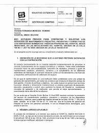 solicitud cotizacion mantenimiento equipos biomedicos 201301mb