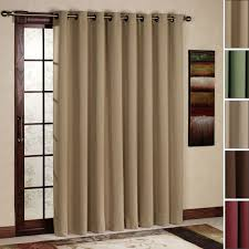 Glass Door Curtains Curtain Rod For Sliding Glass Door Curtains With Vertical Blinds