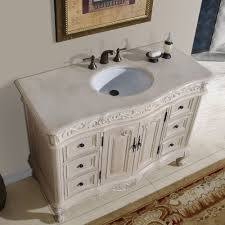 48 u201d perfecta pa 113 bathroom vanity single sink cabinet white oak