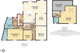 bungalow ground floor plan 4 bedroom detached bungalow for sale in brooklands road