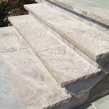 coping banding and step treads