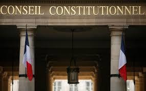 si e du conseil constitutionnel budget le conseil constitutionnel donne quitus au gouvernement