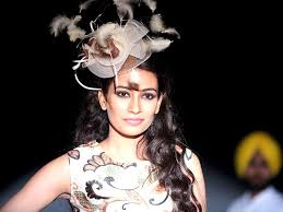 hair show themes macabre to bridal the many themes at panjab university s fashion