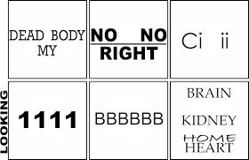 13 best images of rebus puzzles worksheet free printable rebus