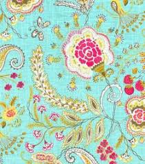 Home Upholstery Dena Home Upholstery Fabric Mural Floral Blossom Upholstery