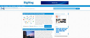 awesome responsive seo friendly blogger template tech shout