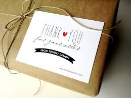 Thank You Letter Catering Client thank you for your purchase cards instant download cheerfully