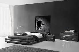 chambre avec lit noir chambre avec lit noir idées de design suezl com