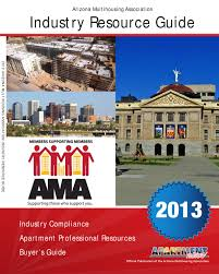 arizona multifamily housing association industry resource guide