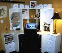 Corner Home Office Desks Corner Office Designs And Space Saving Furniture Placement Ideas