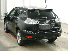 harrier lexus 2007 used toyota harrier for sale at pokal u2013 japanese used car exporter