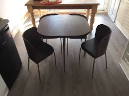 Dining Tables Ikea Fusion Table Free Ikea Fusion Table And Chair Small Compact Dining Set