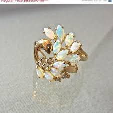 opal rings unique images Shop unique opal jewelry on wanelo jpg