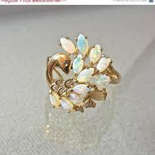 opal rings unique images Shop rare opal rings on wanelo jpg