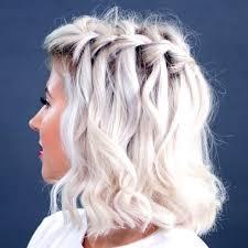 Best 25 Braiding Short Hair Ideas On Pinterest Braid Short Hair