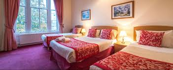 Bed And Breakfast Glasgow Hotels Glasgow West End Kelvin Hotel - Family room bed and breakfast