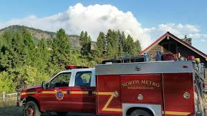 California Wildfires Colorado by No Such Thing As A Typical Deployment U0027 Says Colorado Firefighter
