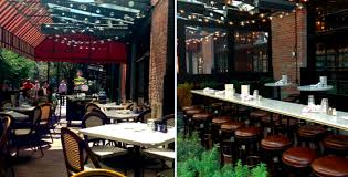 Vancouver Restaurants With Patios Best Patios In Yaletown Vancouver 604 Now