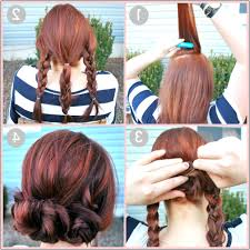 quick and easy updo hairstyles for medium length hair i wish i