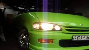 nissan serena c23 1998 nissan serena the green beauty hd video youtube
