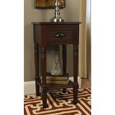 Tiny Accent Table by Shop End Tables At Lowes Com