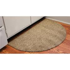 Half Round Kitchen Rugs Bungalow Flooring Dirtstopper 24x39