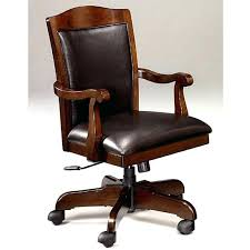 Black Leather Office Chairs Serta Desk Chair Serta Wellness By Design Executive Leather