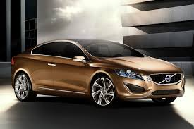 golden cars wallpaper volvo s60 concept awarded