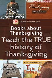 true books about thanksgiving parent guide