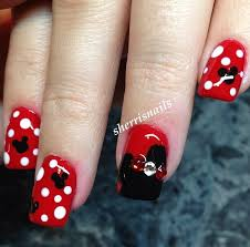makeup hair nails by katie basingstoke nail 100 best minnie mouse nails images on pinterest beautiful minnie