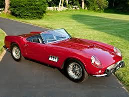 Ferrari California Coupe - 3dtuning of ferrari 250 gt california coupe 1957 3dtuning com