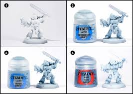 tutorial how to paint space wolves blood claws tale of painters