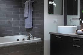 bathroom tile ideas grey unique gray tile bathroom