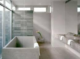 Minimalist Bathtub Lighting Idea For Minimalist White Bathroom 4 Home Ideas
