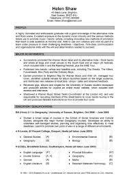Professional Profile For Resume Career Profile Examples For Resume Cv Personal Profile Examples