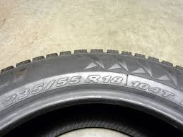 lexus rx400h winter tires take off pirelli winter carving edge studded 235 55r18 104t 1