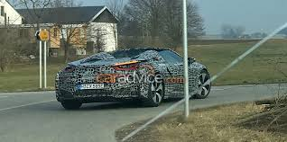 Bmw I8 Roadster - bmw i8 roadster spied for the first time photos 1 of 6